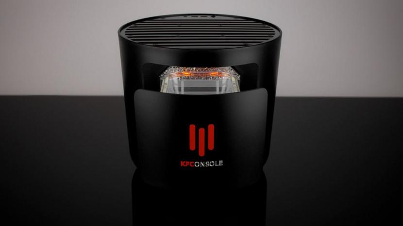Console van KFC biedt 4K, 240fps, VR, ray tracing én houdt je kip warm