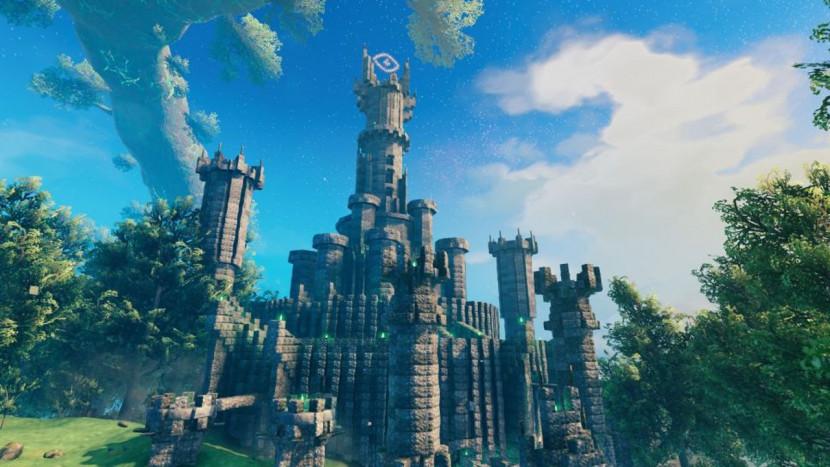 Creatief in Valheim: spelers bouwen Millennium Falcon en Tower of Sauron