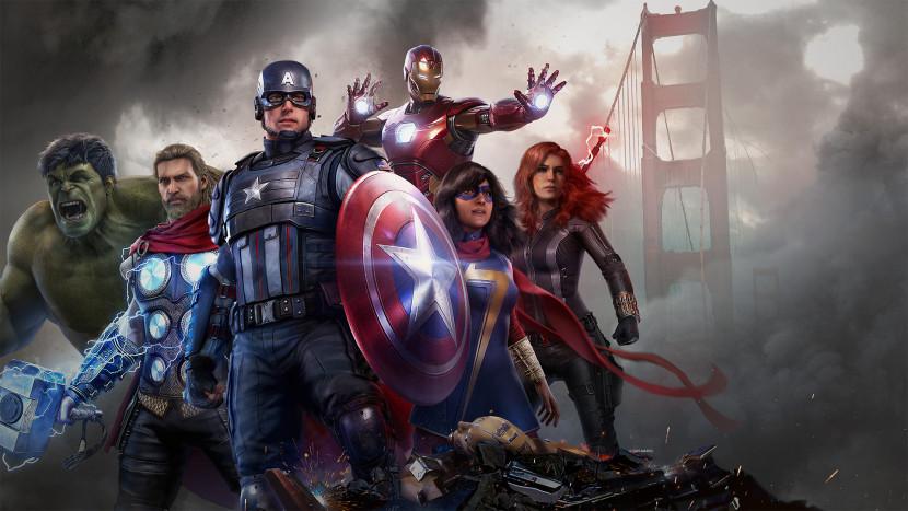Crystal Dynamics verduidelijkt grind in Marvel's Avengers