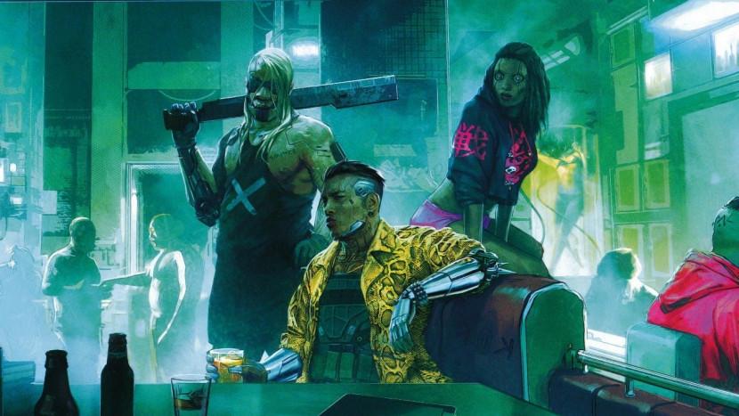Cyberpunk 2077 nog voor release uit de kosten