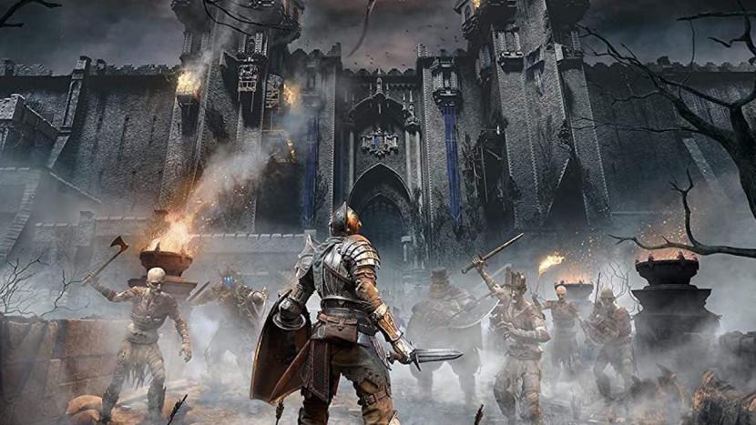 De mysterieuze deur van Demon's Souls op PS5 is geopend