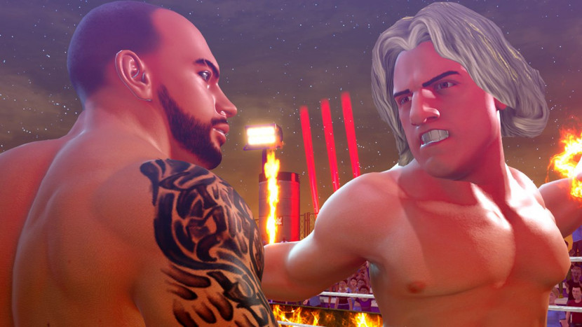 Derde roster update voegt weer iconische namen toe aan WWE 2K Battlegrounds