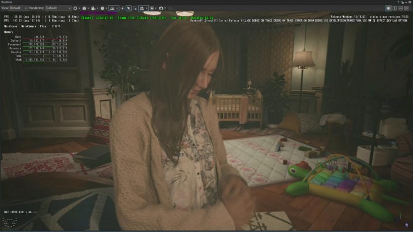 Developer build van Resident Evil Village gelekt