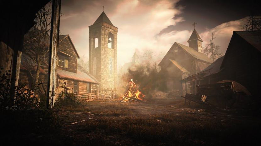 Dorp van Resident Evil 4 nagemaakt in Far Cry 5