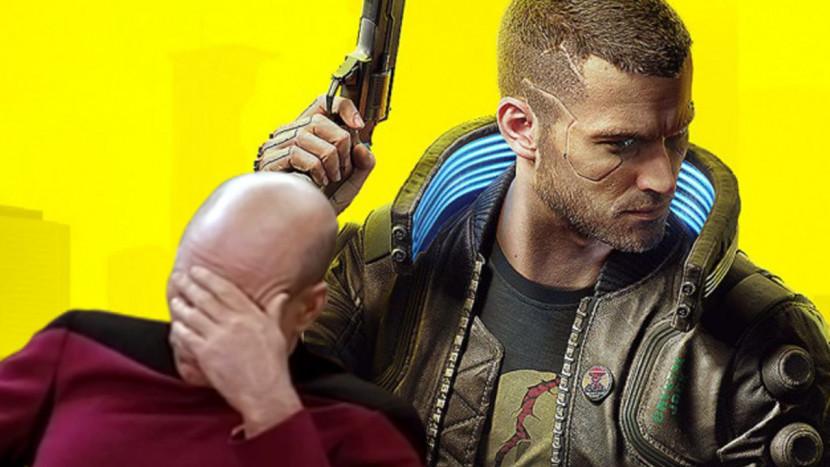 """E3-demo Cyberpunk 2077 was fake, ontwikkeling begon pas in 2016"""
