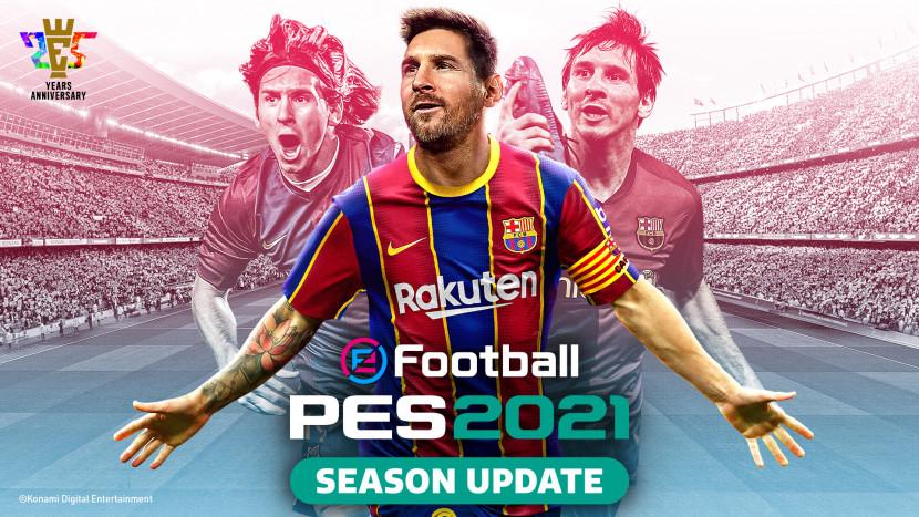 eFootball PES 2021 Lite nu gratis beschikbaar voor pc en consoles