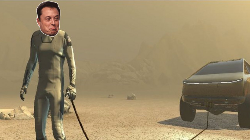 Elon Musk geeft game developer toestemming om SpaceX in game te gebruiken