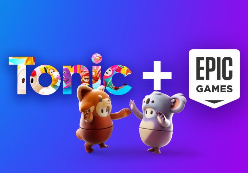 Epic koopt ontwikkelaar van Fall Guys