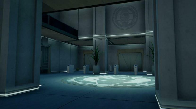 Er zit een geheime basis onder de nieuwe map van Fortnite