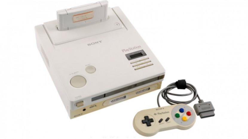Extreem zeldzame Nintendo PlayStation nu te koop