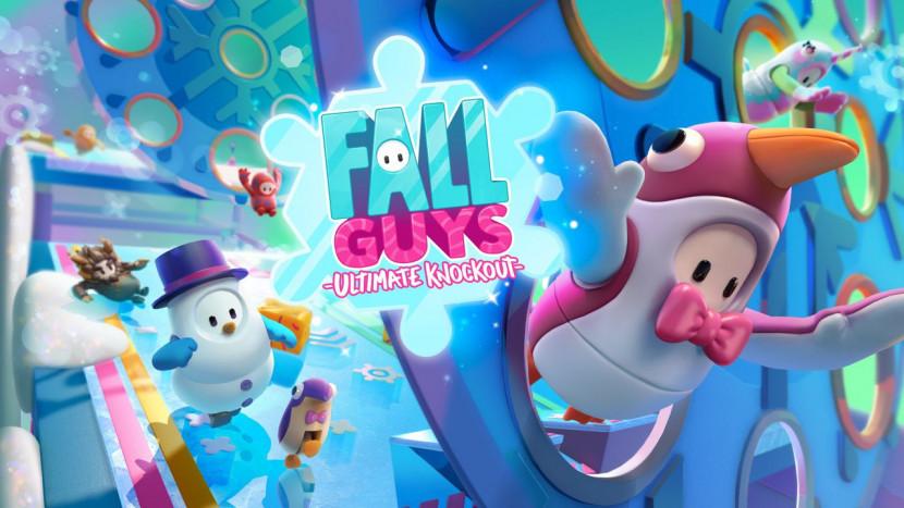 Fall Guys begint aan ijskoud Season 3