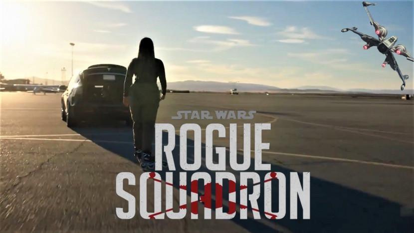 Film van Star Wars: Rogue Squadron is niet gebaseerd op een game