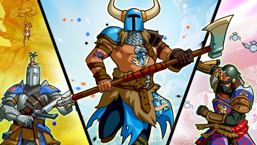 For Honor introduceert Year 5 en Shovel Knight cross-over