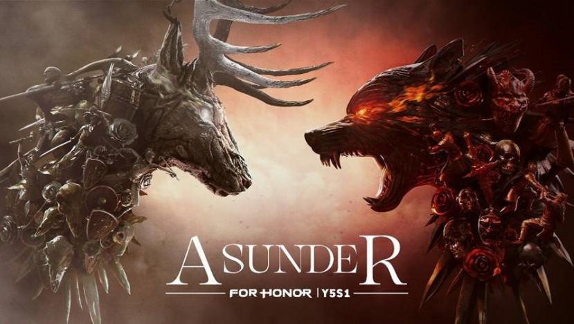 For Honor toont Asunder, het eerst seizoen van jaar vijf