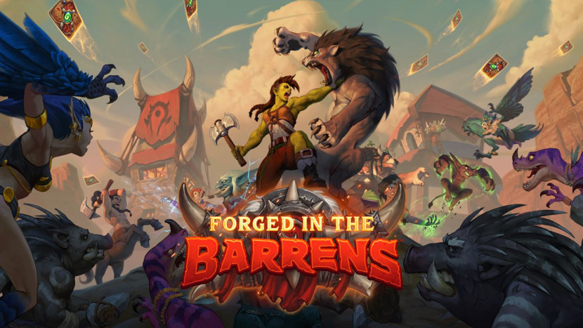 Forged In The Barrens is nieuwe uitbreiding voor Hearthstone