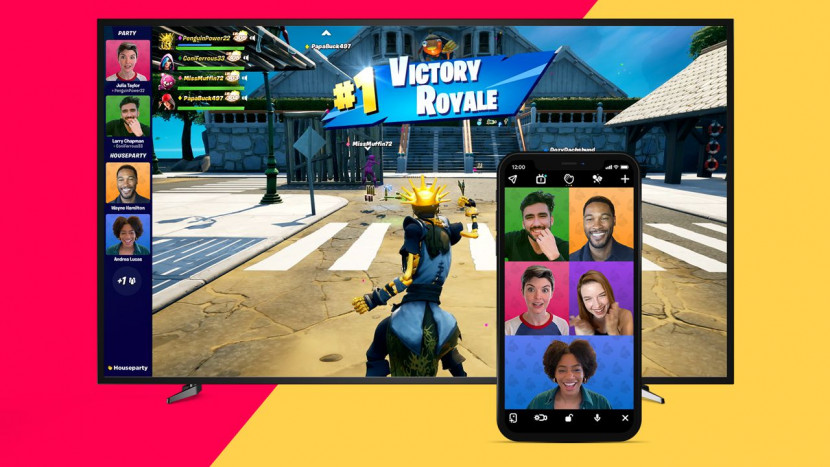 Fortnite voegt in-game video chat toe