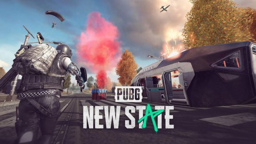 Futuristische PUBG: New State aangekondigd