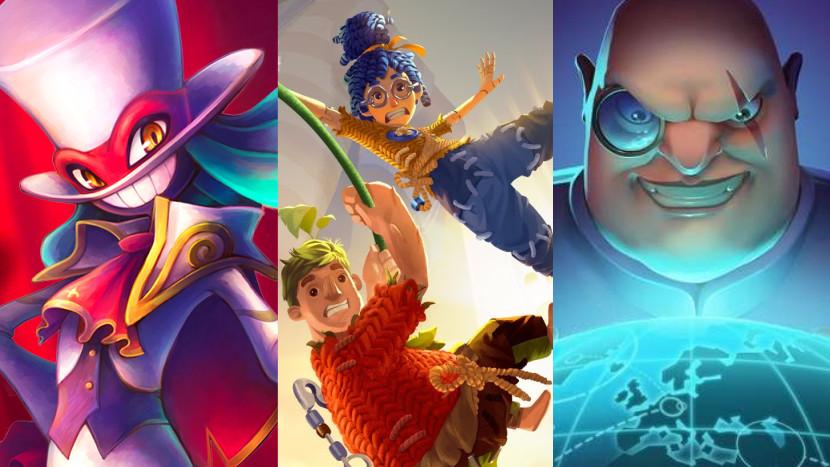 Games om naar uit te kijken - maart 2021