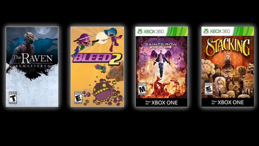 Games with Gold voor december bekend