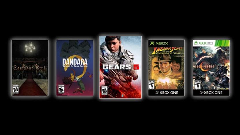Games with Gold voor februari zijn Gears 5, Resident Evil en meer