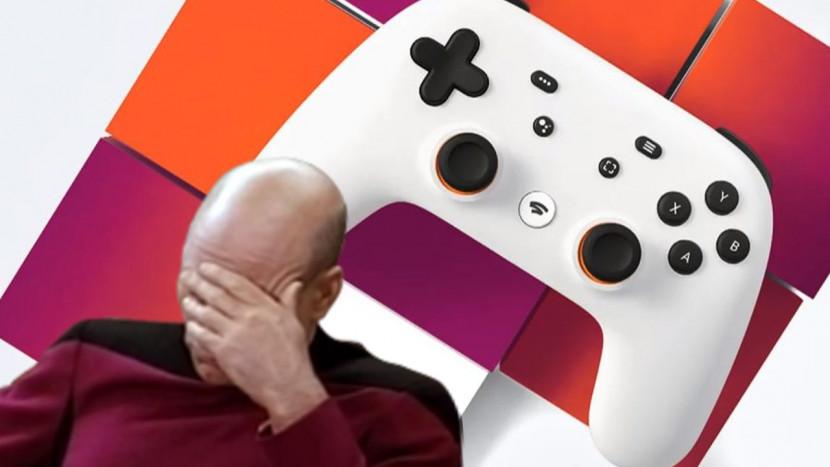 Google Stadia game is kapot en Google heeft de studio erachter net opgedoekt
