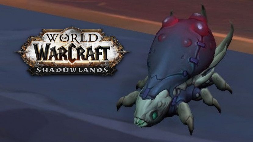 GUIDE | Hoe vind je het Hairy Egg en de Bloodlouse Larva in World of Warcraft: Shadowlands?