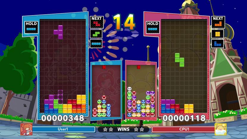 HANDS-ON PREVIEW | Puyo Puyo Tetris 2 is meer van hetzelfde
