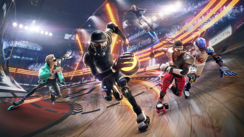 HANDS-ON PREVIEW | Rondjes draaien in Roller Champions