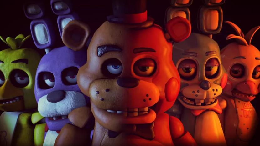 Het filmen van de Five Nights At Freddy's film begint in de lente van 2021