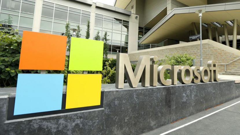 Hoofdkwartier van Microsoft wordt een COVID-19 vaccinatiecentrum