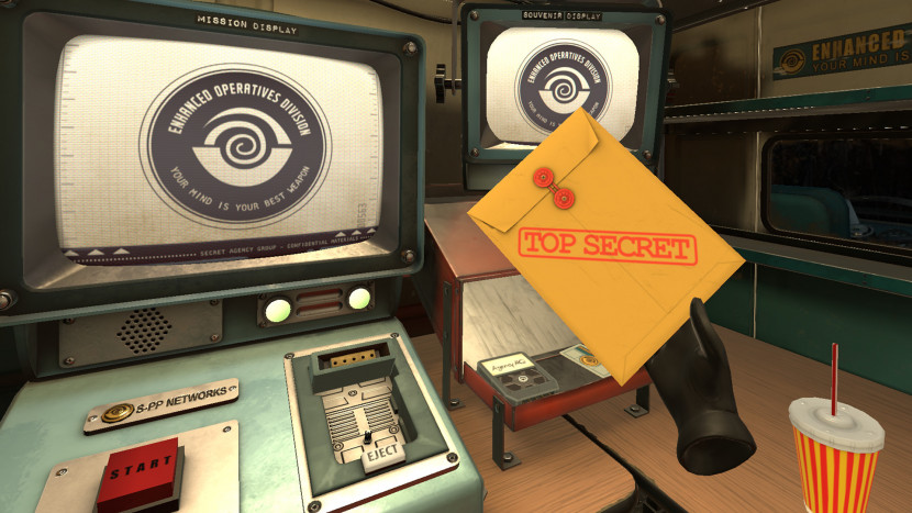 I Expect You to Die 2: The Spy and the Liar ook naar PSVR