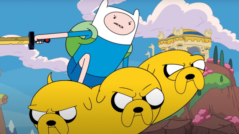 Immortals Fenyx Rising en Adventure Time komen samen in nieuwe trailer