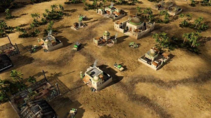 Indrukwekkend: Command & Conquer Generals nagemaakt in Red Alert 3 engine