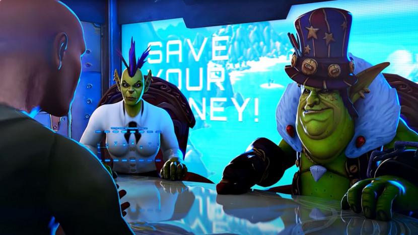 Indrukwekkend: Cyberpunk 2077 trailer nagemaakt in World of Warcraft