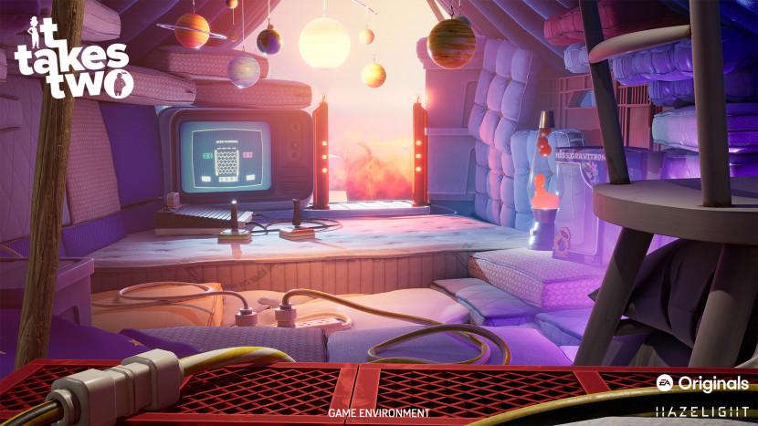 It Takes Two toont eerste gameplay