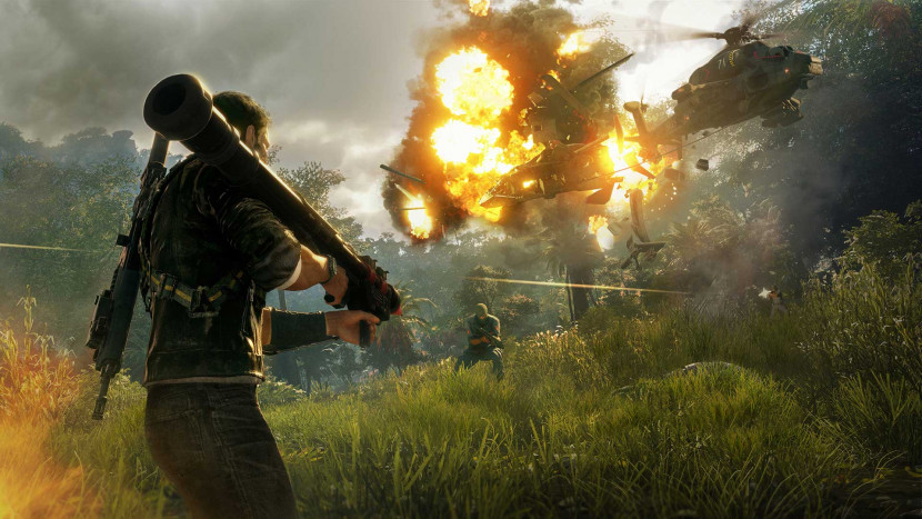 Just Cause 4 en Worms Rumble als PlayStation Plus games in december