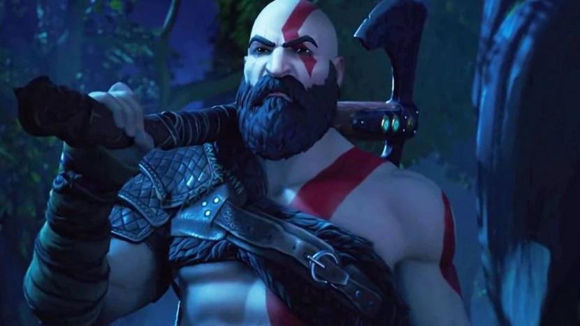 Kratos nu beschikbaar in Fortnite