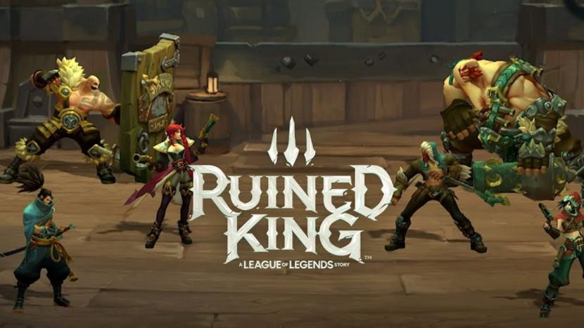 League of Legends singleplayer game Ruined King laat eerste gameplay zien