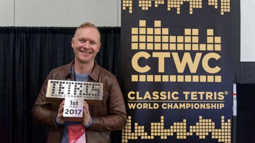 Legendarische Tetris kampioen Jonas Neubauer overleden