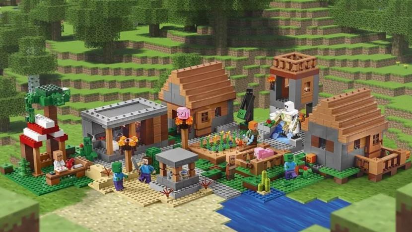 LEGO en Mojang werkten ooit aan een LEGO-versie van Minecraft