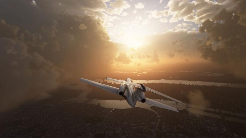 Microsoft Flight Simulator ziet er belachelijk goed uit