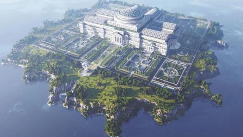 Minecraft bibliotheek opgericht als kritiek op censuur