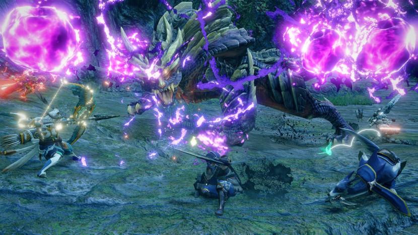 Monster Hunter Rise heeft ook een horde mode, krijgt nieuwe demo