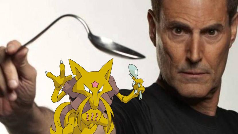 Na 20 jaar geeft goochelaar Uri Geller Nintendo toestemming om weer Pokémon kaarten van Kadabra te maken