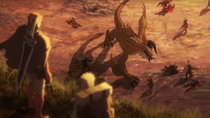 Netflix krijgt volgende maand een DOTA anime