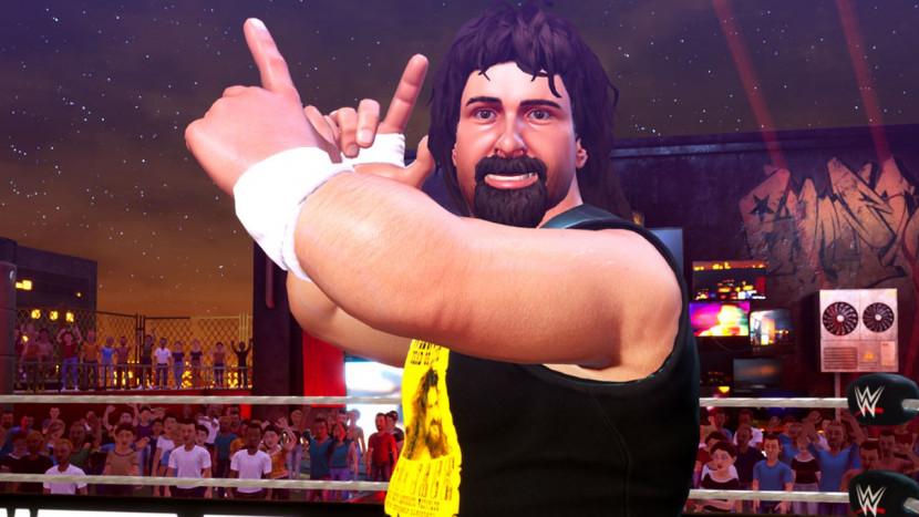 Nieuwe update brengt onder meer Mr. McMahon, Paige en Ricky Steamboat naar WWE 2K Battlegrounds
