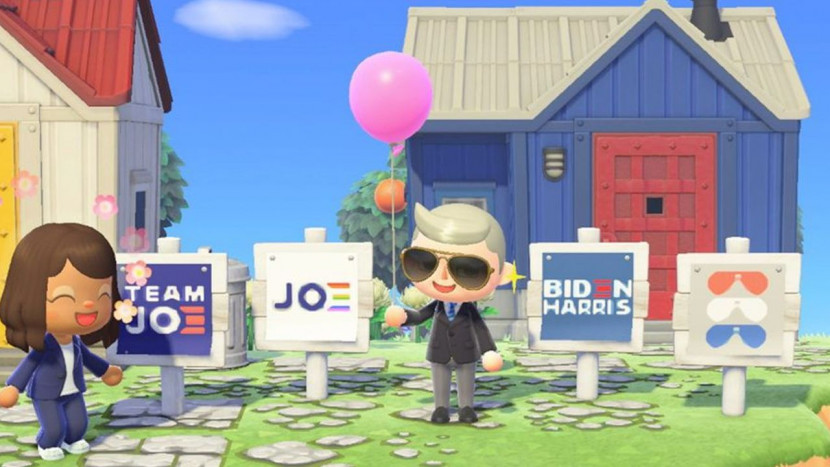 Nintendo heeft liever geen politiek in Animal Crossing