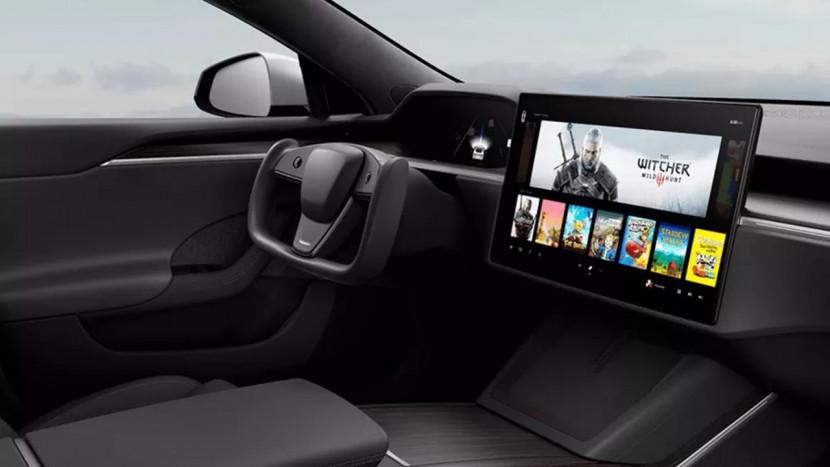 Nog geen PS5 kunnen kopen? Misschien is de nieuwe Tesla een alternatief ...