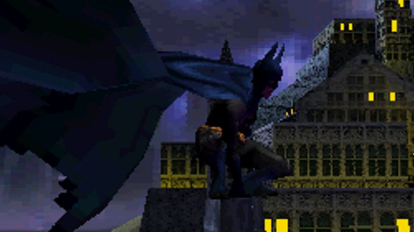Nooit verschenen DS-versie van Batman: Arkham Asylum gelekt