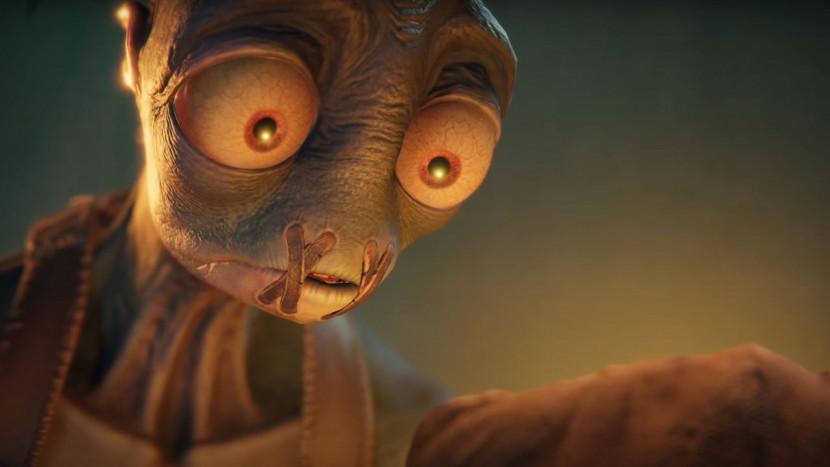 Oddworld: Soulstorm toont wat nieuwe gameplay